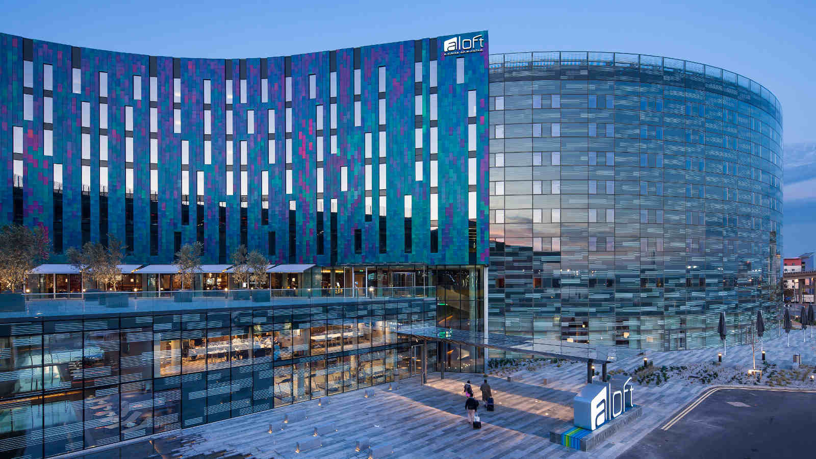 Aloft hotel near ExCel London