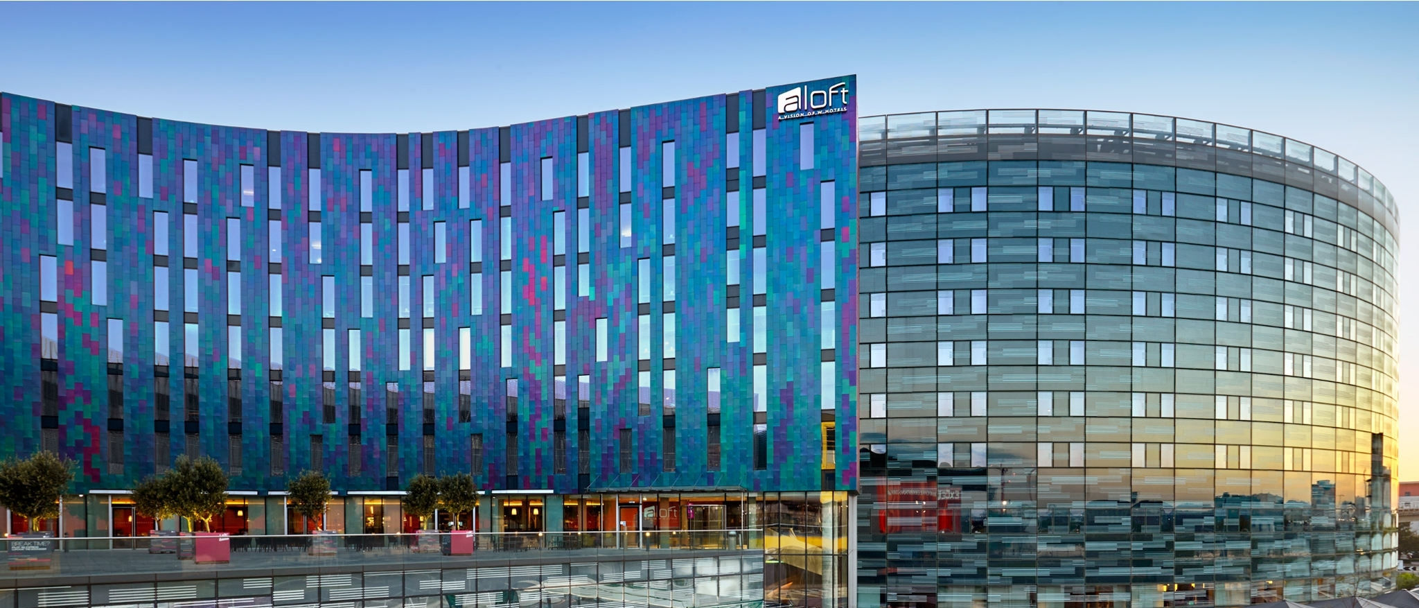 aloft london excel docklands hotel