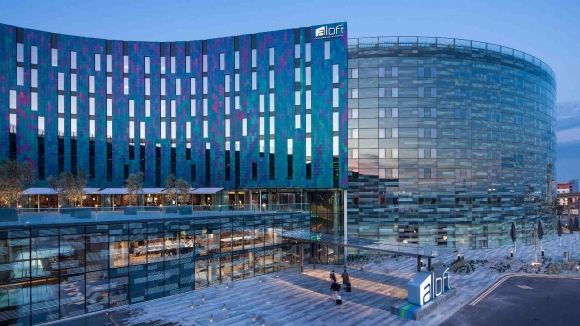 Hotel Near Excel London Convention Centre Aloft